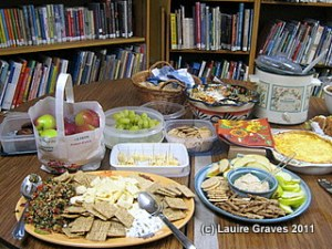 A feast for readers