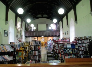 Inside Ballinrobe Library. Photo by Bill Burke.