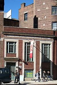 The little Hudson Park Library