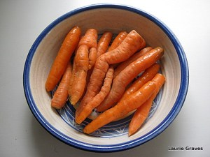 From Farmer Kev's carrots...