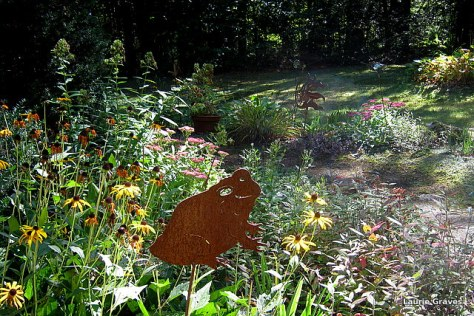 The ragged garden