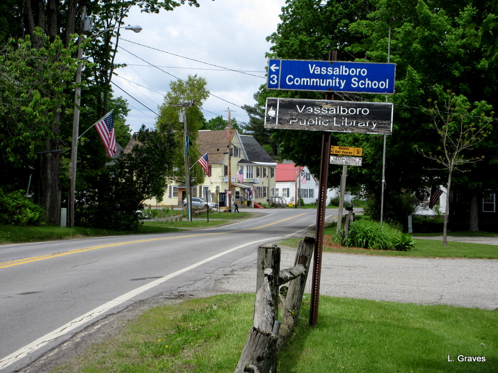 East Vassalboro And The Vassalboro Public Library Are Key Elements In My  Book, And How Wonderful It Will Be To Go There With My Presentation About  Using